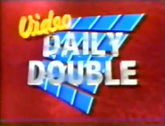 Jeopardy! S14 Video Daily Double Logo