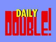 Jeopardy! S1 Daily Double Logo