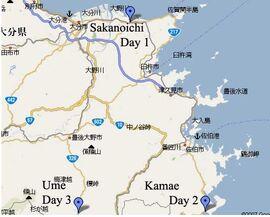Flyer map