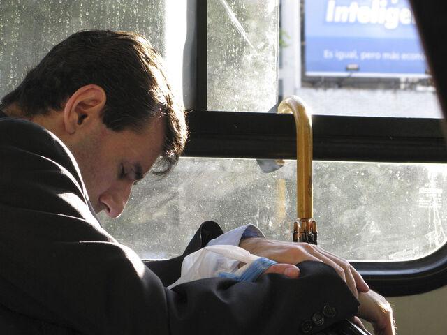 File:Dad sleeping on bus.jpg