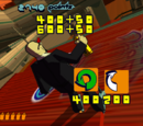 Jet Set Radio Points System