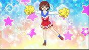 Chiari as a cheerleader