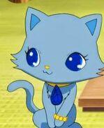 Copy of Lapis Jewel Pet Kitty Cat cute cure cat Jewel Pet (3)