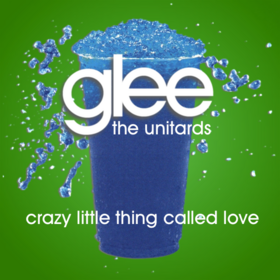 Crazy little thing called love slushie
