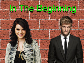 In the beginning banner pic