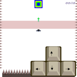 The Game of Disorientation Mobile Gameplay