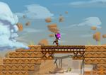 Platform Racing 3 - Canyon Rush