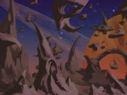 Platform Racing 3 - Space Background