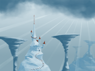 Platform Racing 3 - Christmas Background2