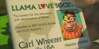 Llama Love Society