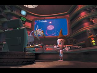 Jimmy Neutron Lab