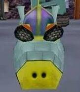 Jimmy Neutron Goddard as he appears in the Jimmy Neutron Boy Genius Video Game
