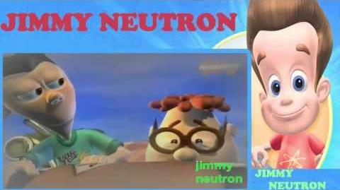 Jimmy Neutron Operation Rescue Jet Fusion