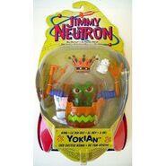 Figurine-Jimmy-Neutron---Le-Roi-Des-Yokian---Mattel-844737799 ML
