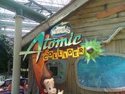 Nickelodeon Universe Jimmy Neutron's Atomic Collider