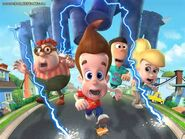 Jimmy Neutron When Pants Attack