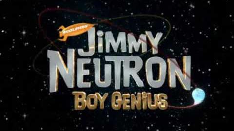 Jimmy Neutron CALLING ALL ALIENS