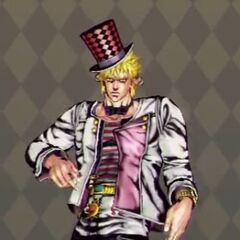 Caesar Costume A in <i>All-Star Battle</i>