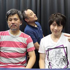 Daisuke Ono & Yasufumi Soejima (#32)