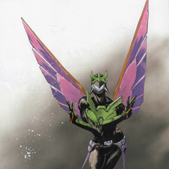 Masakazu Katsura 30th Anniversary - Wingman