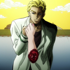 Kira helping his