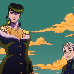 Josuke and <a href=