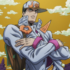 Jotaro's second outfit.