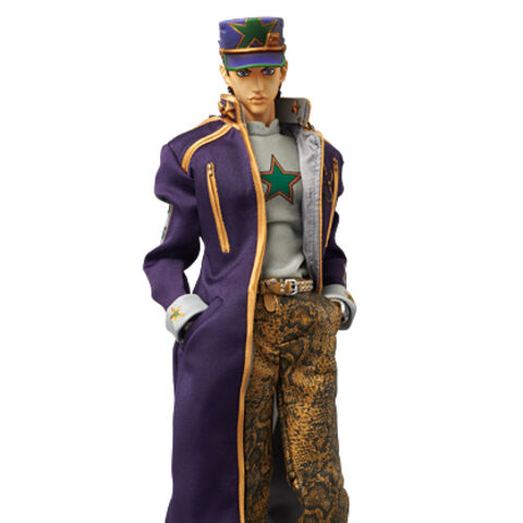 Jotaro Kujo (Part 6)