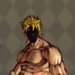 Dio Costume D in <i>All-Star Battle</i>