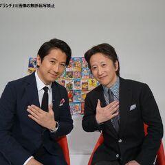 Araki with Shōsuke Tanihara on King's Brunch