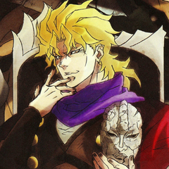 Dio as a vampire on the cover of a Blu-Ray