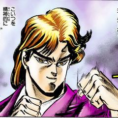 Dio plotting to ruin Jonathan's life