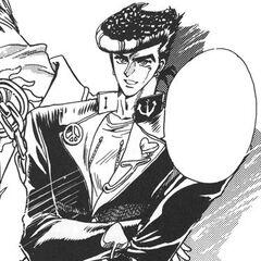 Josuke in <a href=