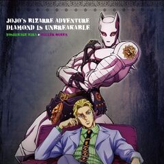 Pin-up promo of Killer Queen and Kira