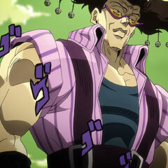 Alessi's first appearance in the anime