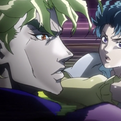Slapping Dio