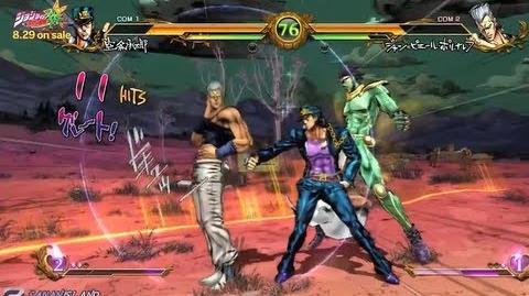 All Star Battle League - Group B Gameplay 1080p HD