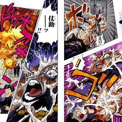 Shigechi unknowingly detonates <a href=
