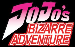 Jojo's Bizarre Adventure (Classic English Logo Vector)