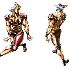 All-Star Battle concept art