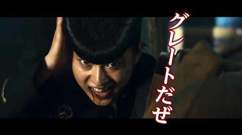映画『ジョジョの奇妙な冒険 ダイヤモンドは砕けない 第一章』TV-SPOT(世界熱狂編)【HD】2017年8月4日(金)公開