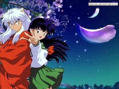 JL and Kagome make a good team