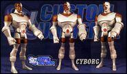 Cyborg 14