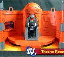Darkseid's Throne Room