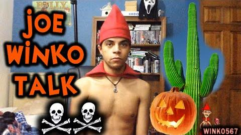 The Death Hoax of Joe Winko - Joe Winko Talk
