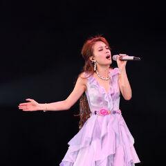 Zhongshan;<br />Dress by <b>Luisa Beccaria</b>