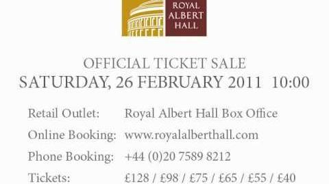 Joey Yung Live at the Royal Albert Hall London 20113