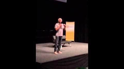 Christopher Lloyd talks about 'I Am Not A Serial Killer'