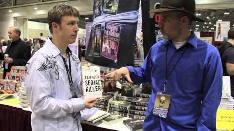 The dan wells interview i am not a serial killer