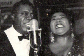 Louis Armstrong and Velma Middleton (Notre Dame 1957)